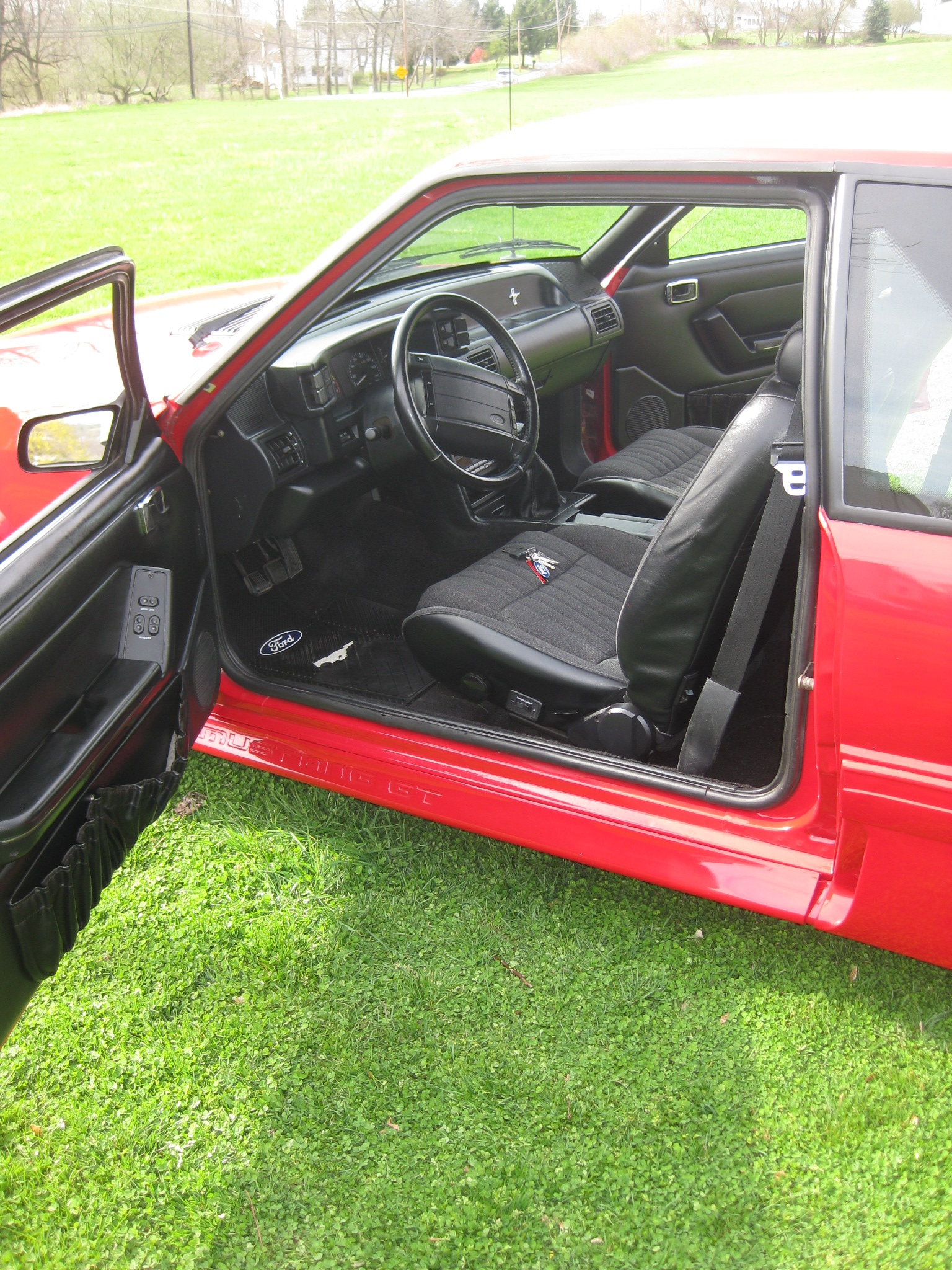 9redfox3 1993 Ford Mustang 14023632