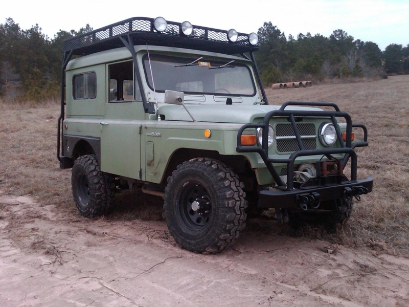 Another Wylder1324 1969 Nissan Patrol post... - 14023690