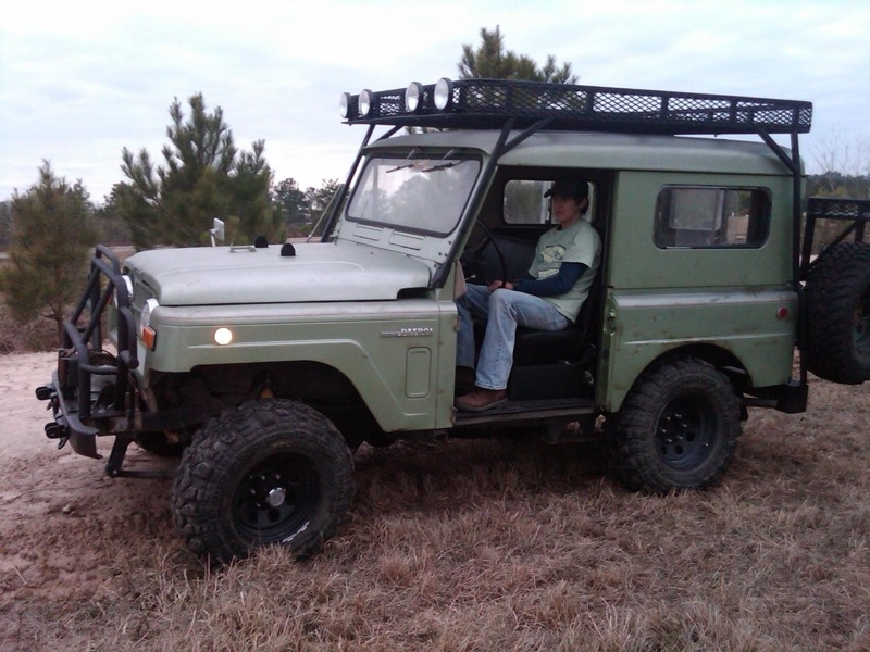 Another Wylder1324 1969 Nissan Patrol post... - 14023692