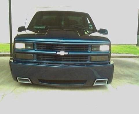 La_SwishaSweet's 1998 Chevrolet C/K Pick-Up