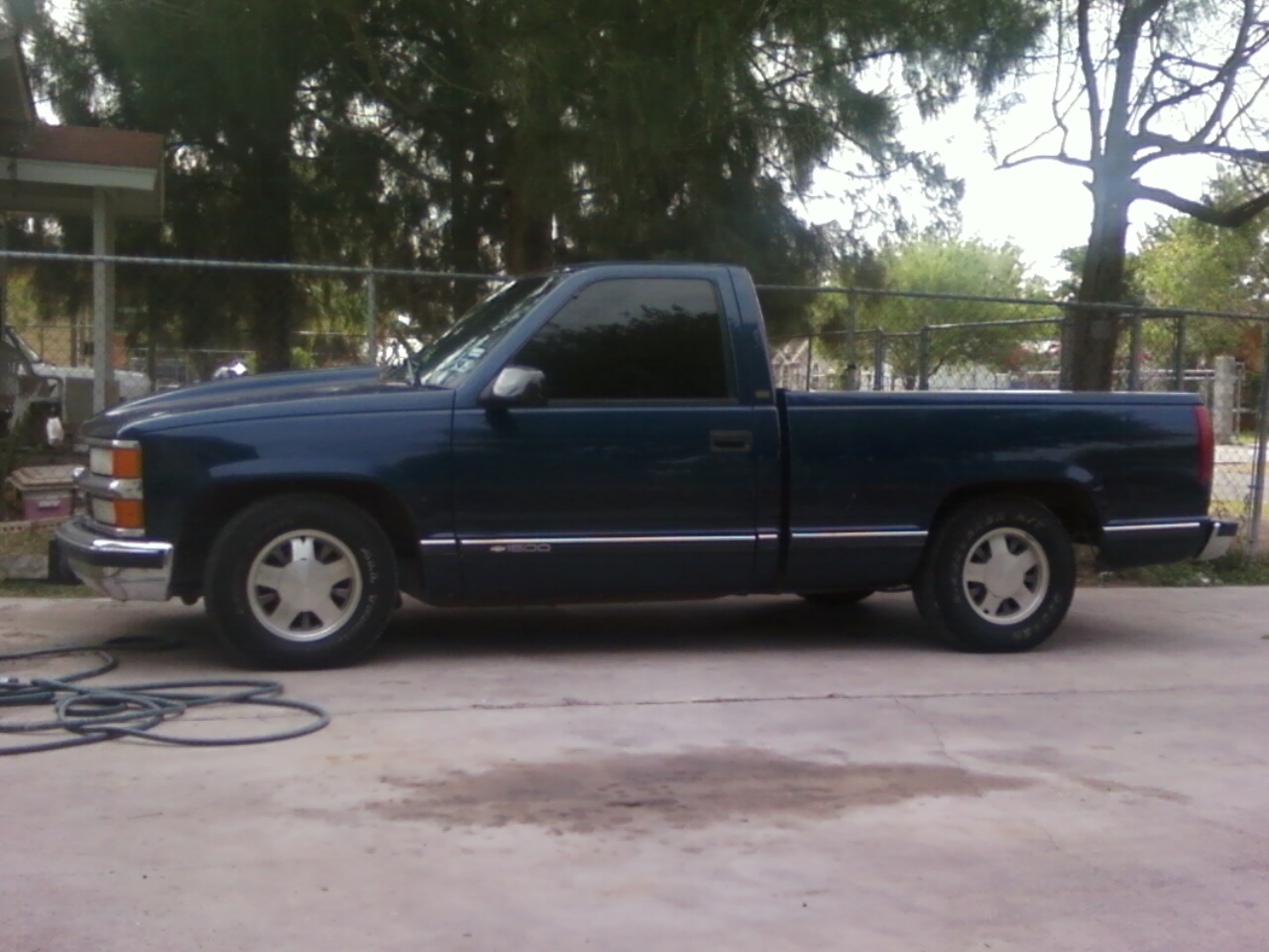 La_SwishaSweet 1998 Chevrolet C/K Pick-Up 14023746