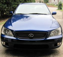FoxgloveFurs 2001 Lexus IS-Series