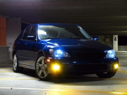 FoxgloveFurs 2001 Lexus IS