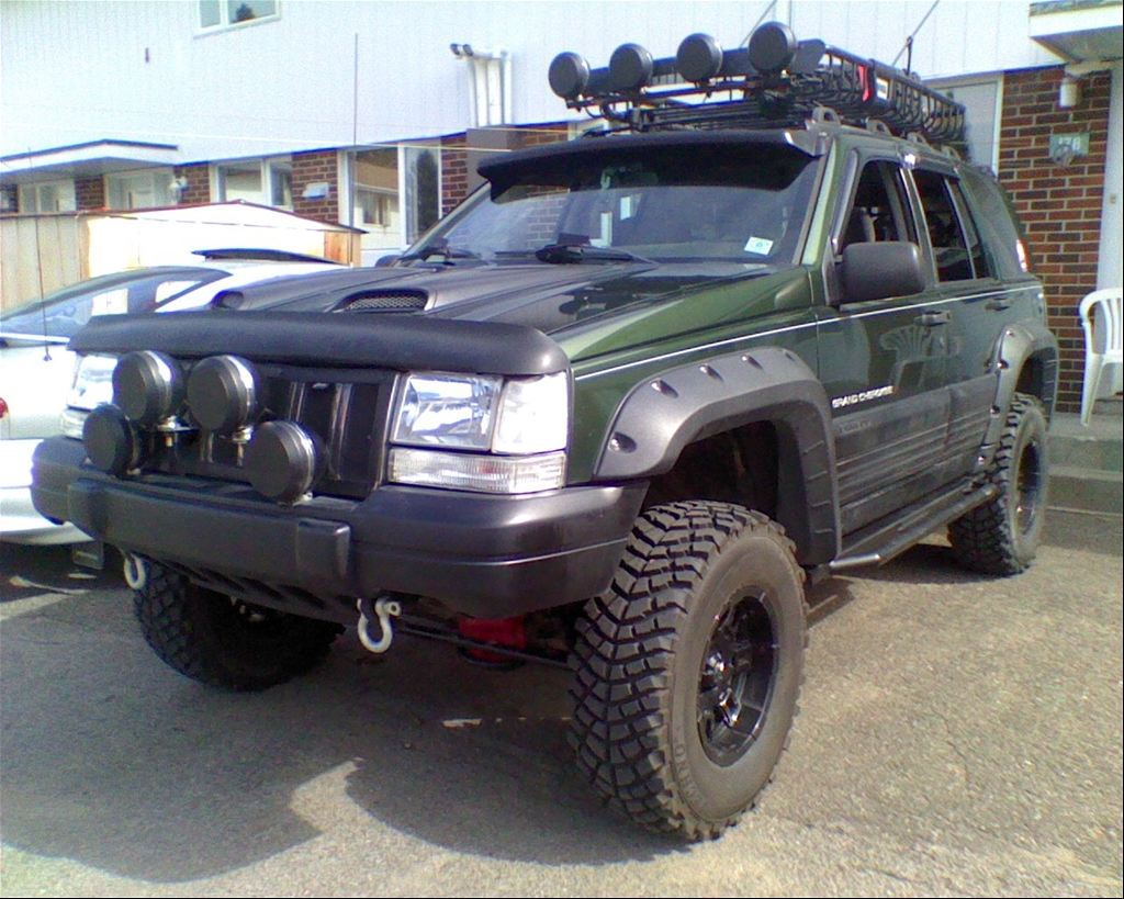 gcherokeezj 39 s 1996 jeep grand cherokee in montreal qc. Cars Review. Best American Auto & Cars Review