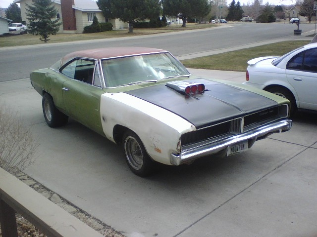 DreamCharger1969 1969 Dodge Charger Specs, Photos, Modification Info