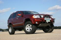 Colo4wheelers 2008 Jeep Grand Cherokee
