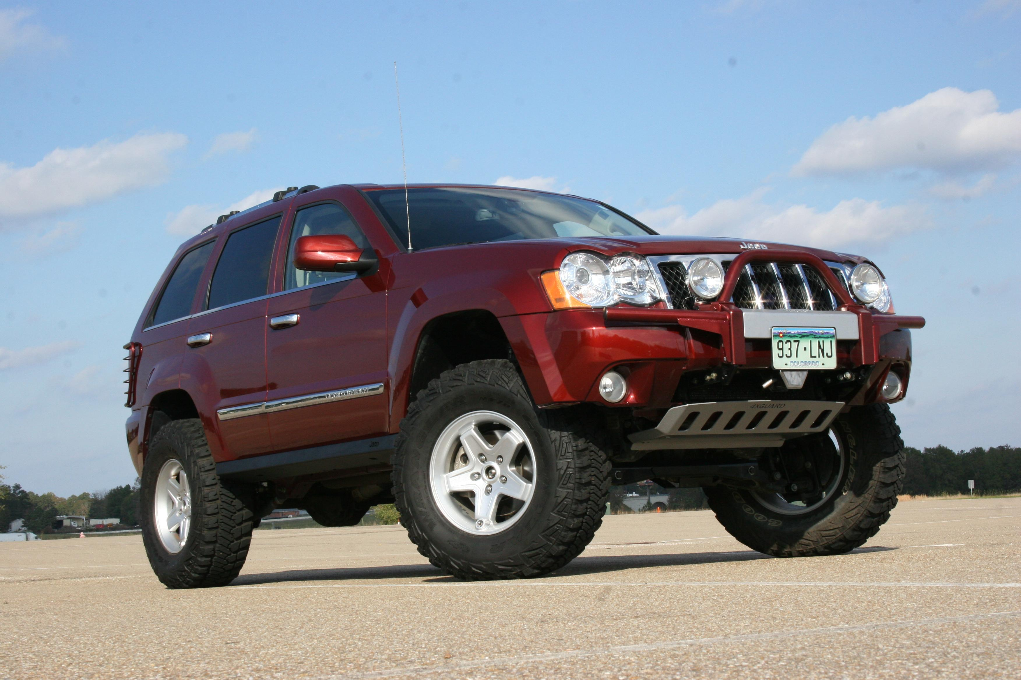 Colo4wheeler 2008 Jeep Grand Cherokee Specs Photos Modification Info At Cardomain