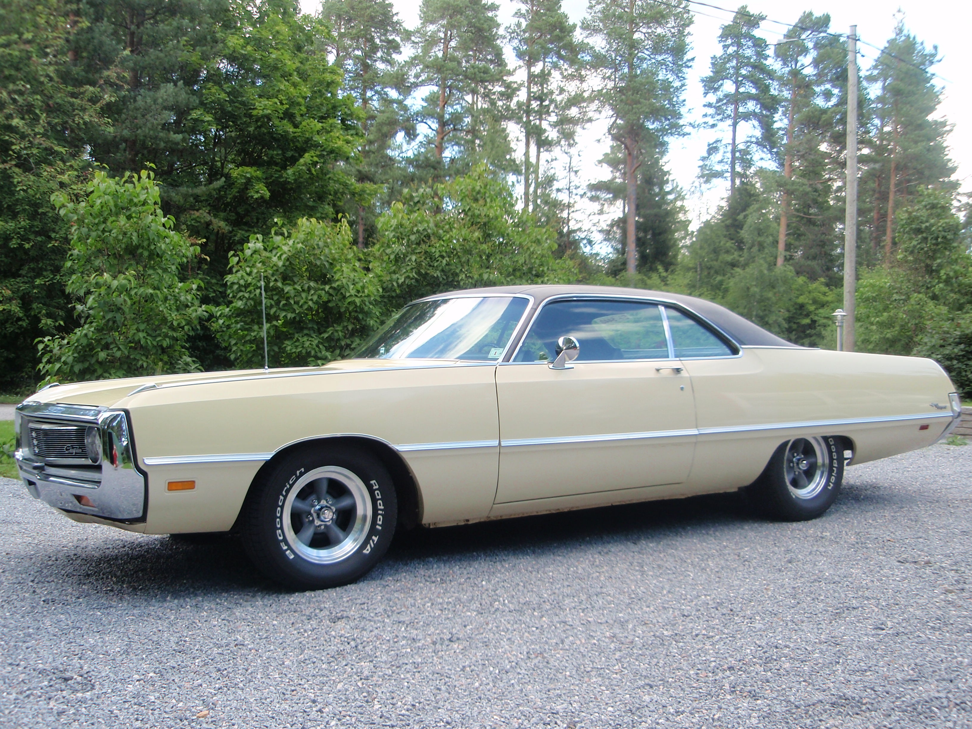 Toniq S 1969 Chrysler Newport In Pyh 228 J 228 Rvi