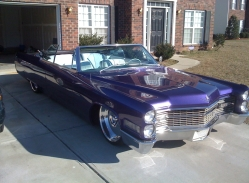 3piece-impalas 1966 Cadillac DeVille