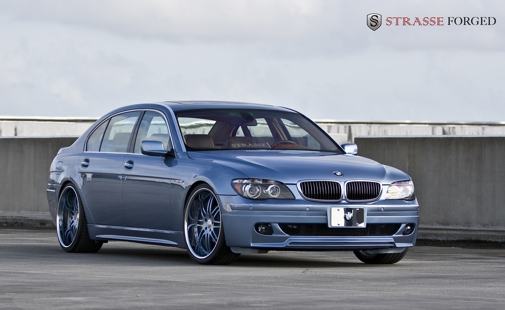 Strasse_Forged 2006 BMW 7 Series
