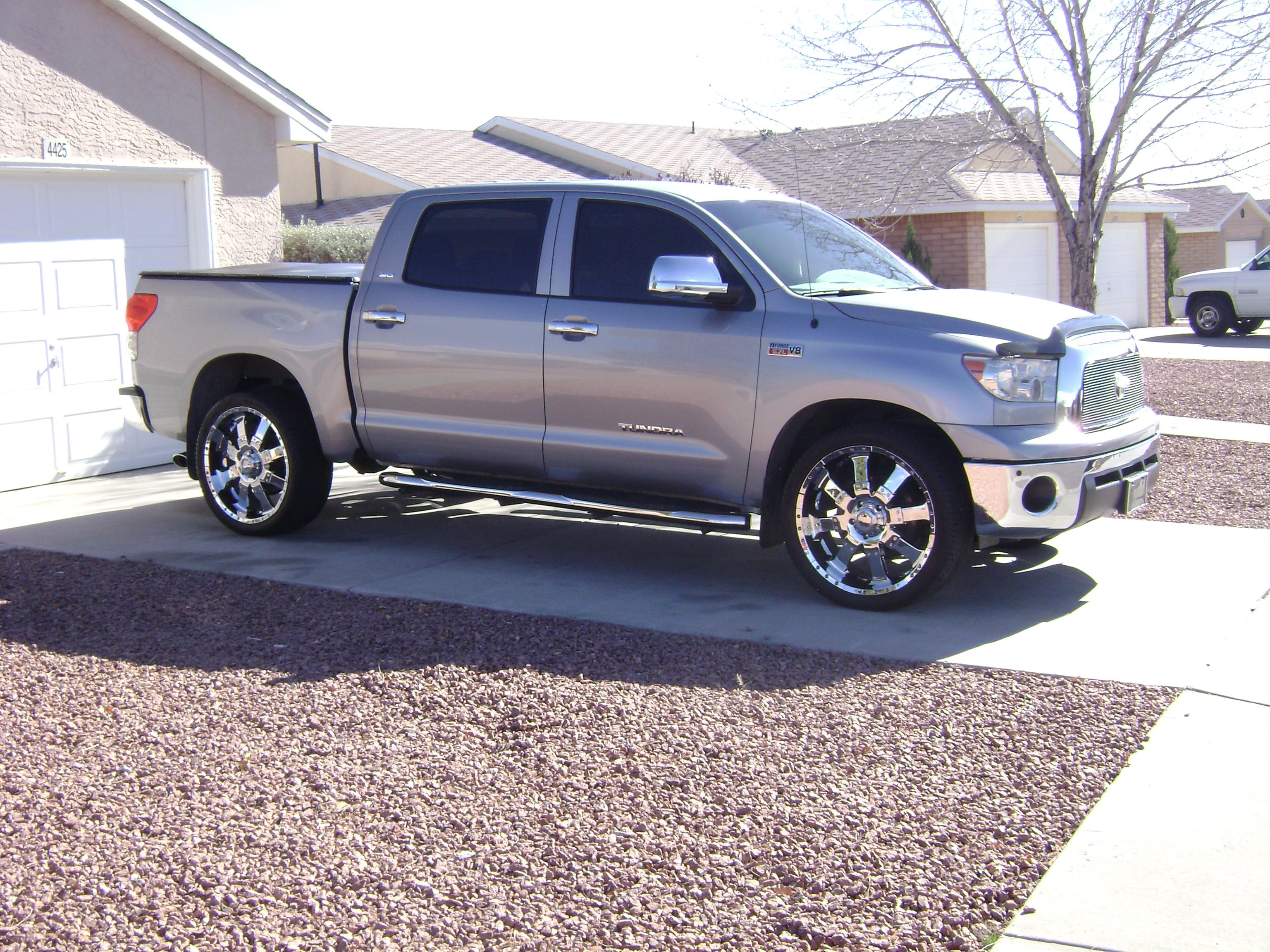 shizmrphy2001 2007 toyota tundra crewmaxsr5 pickup 4d 5 1 2 ft specs photos modification info. Black Bedroom Furniture Sets. Home Design Ideas