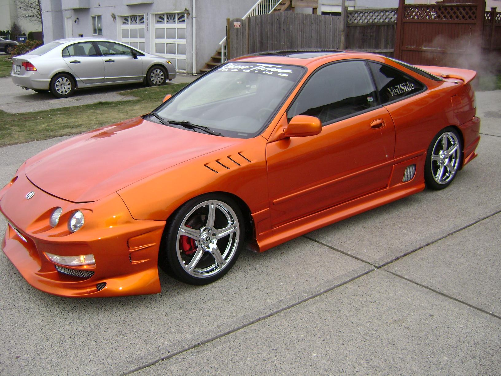 integracustom 2000 acura integra specs photos modification info at cardomain. Black Bedroom Furniture Sets. Home Design Ideas
