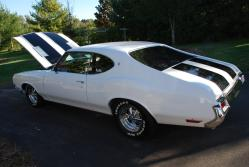 nickdub17s 1971 Oldsmobile Cutlass Supreme