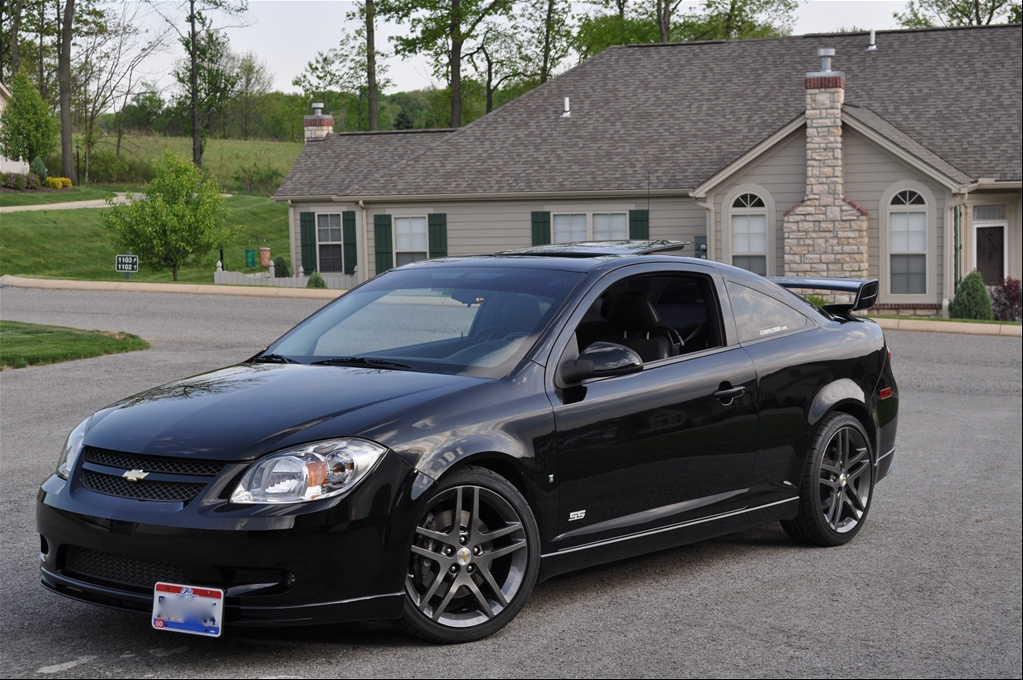 Chevrolet Cobalt Ss 2010. This is my 2008 Cobalt SS/TC!