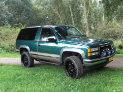 silence-watchers 1996 GMC Yukon