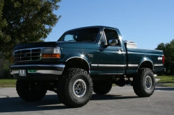 mistercorbin 1995 Ford F150 Regular Cab