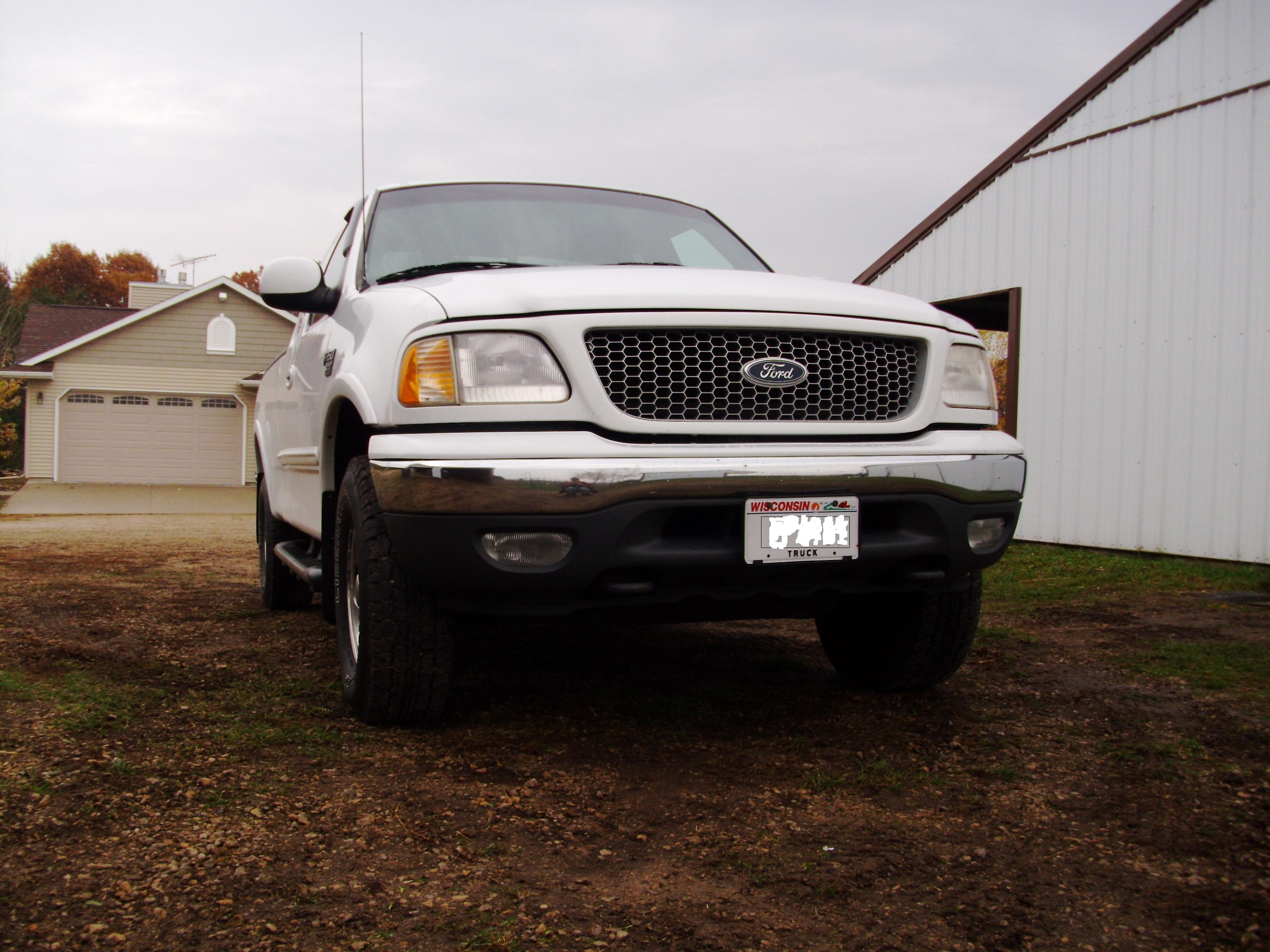 Another gmfordguy 1999 Ford F150 Regular Cab post... - 14031624