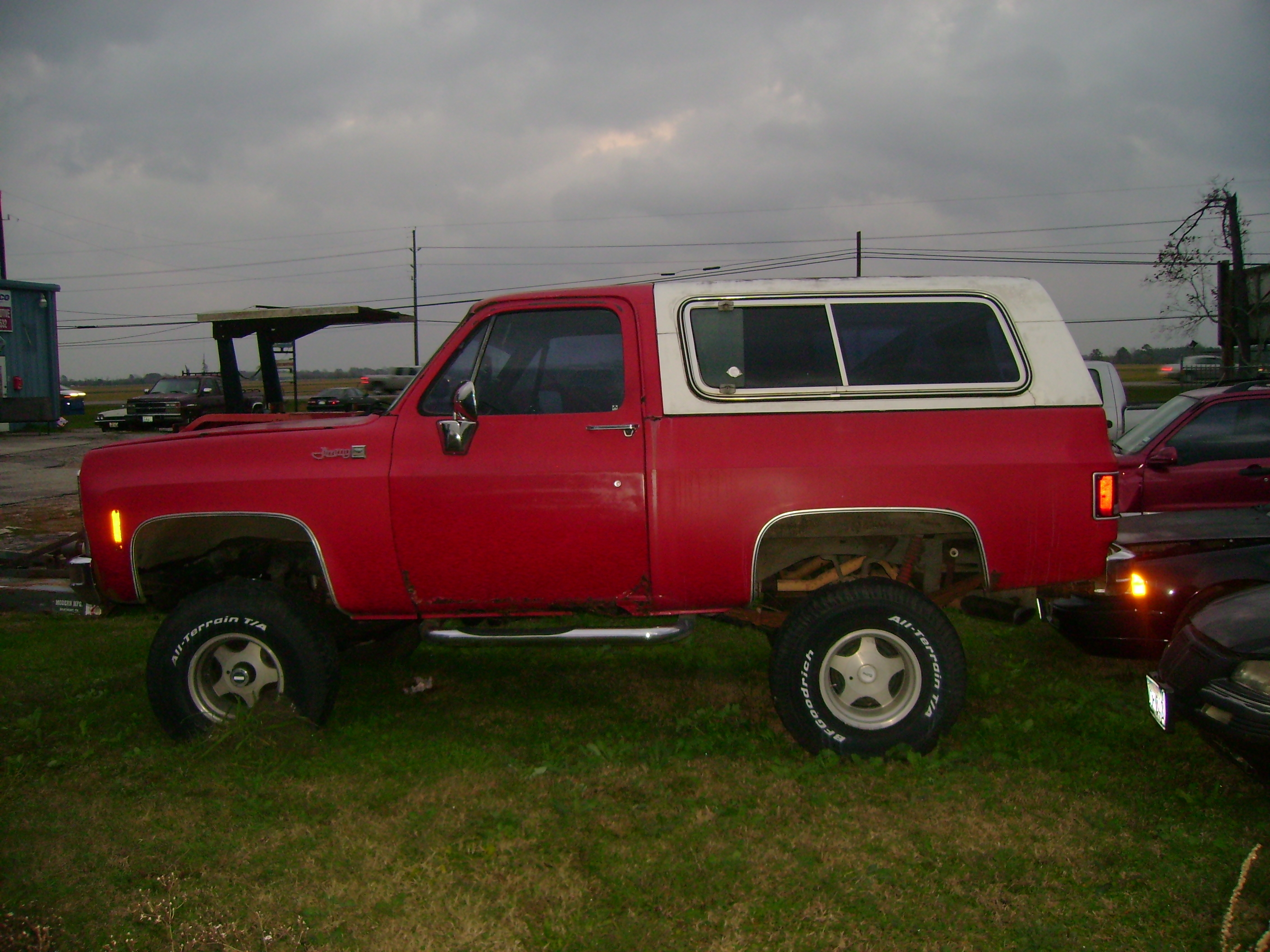 Dragon_Reaper 1979 GMC Jimmy Specs, Photos, Modification Info at