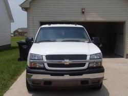 whit323s 2005 Chevrolet Silverado 1500 Crew Cab