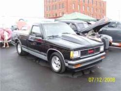 turbob20hatchs 1989 Chevrolet S10 Regular Cab