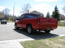got2Bsuperchrgeds 1998 Chevrolet C/K Pick-Up