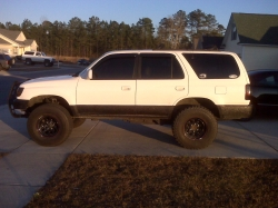 BRENTS97RUNNERs 1997 Toyota 4Runner