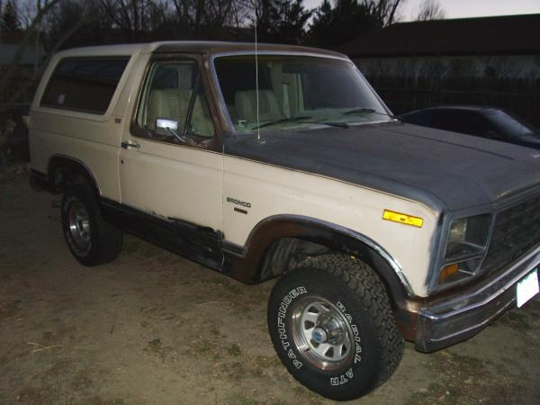 zombiesoldier 1982 ford bronco specs photos modification. Black Bedroom Furniture Sets. Home Design Ideas