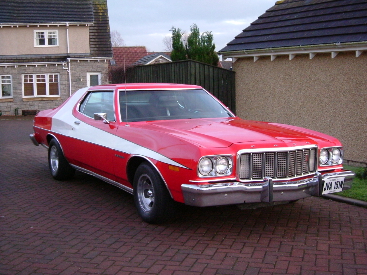 Ray1967 S 1974 Ford Gran Torino In Dundee