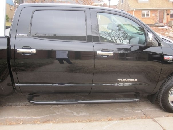 Another BoyScout07 2009 Toyota Tundra Access Cab post... - 14034660