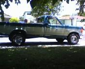 willduboises 1988 Ford F150 Regular Cab