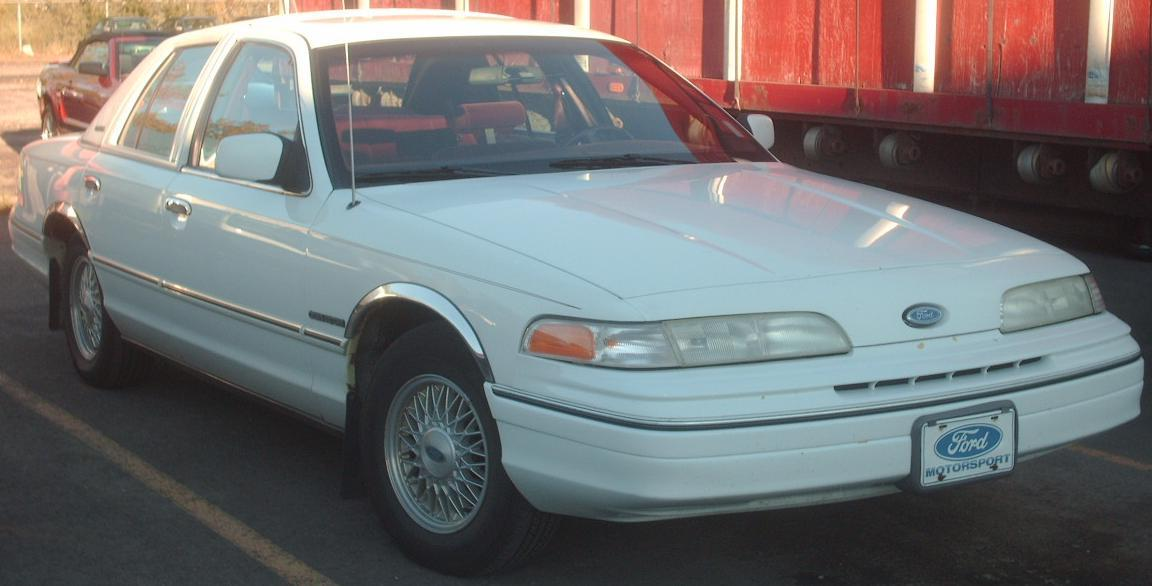 Another 246897531 1992 Ford Crown Victoria post... - 14035933
