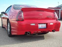 jarheadbobandmaxs 2000 Chevrolet Monte Carlo