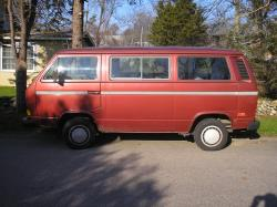 jmuenzens 1987 Volkswagen Vanagon