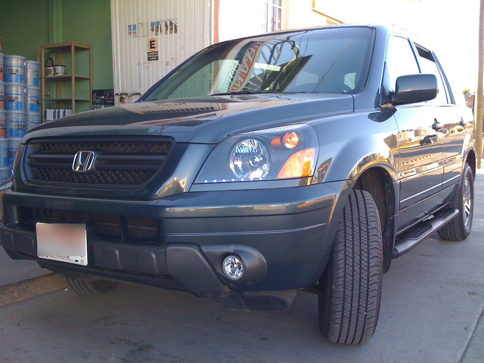 Wonderful ... Rury 2005 Honda Pilot 38175280008_original ...
