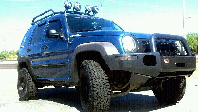 LoveLauren 2004 Jeep Liberty