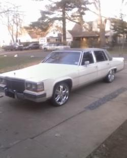 soulman1977s 1988 Cadillac Fleetwood