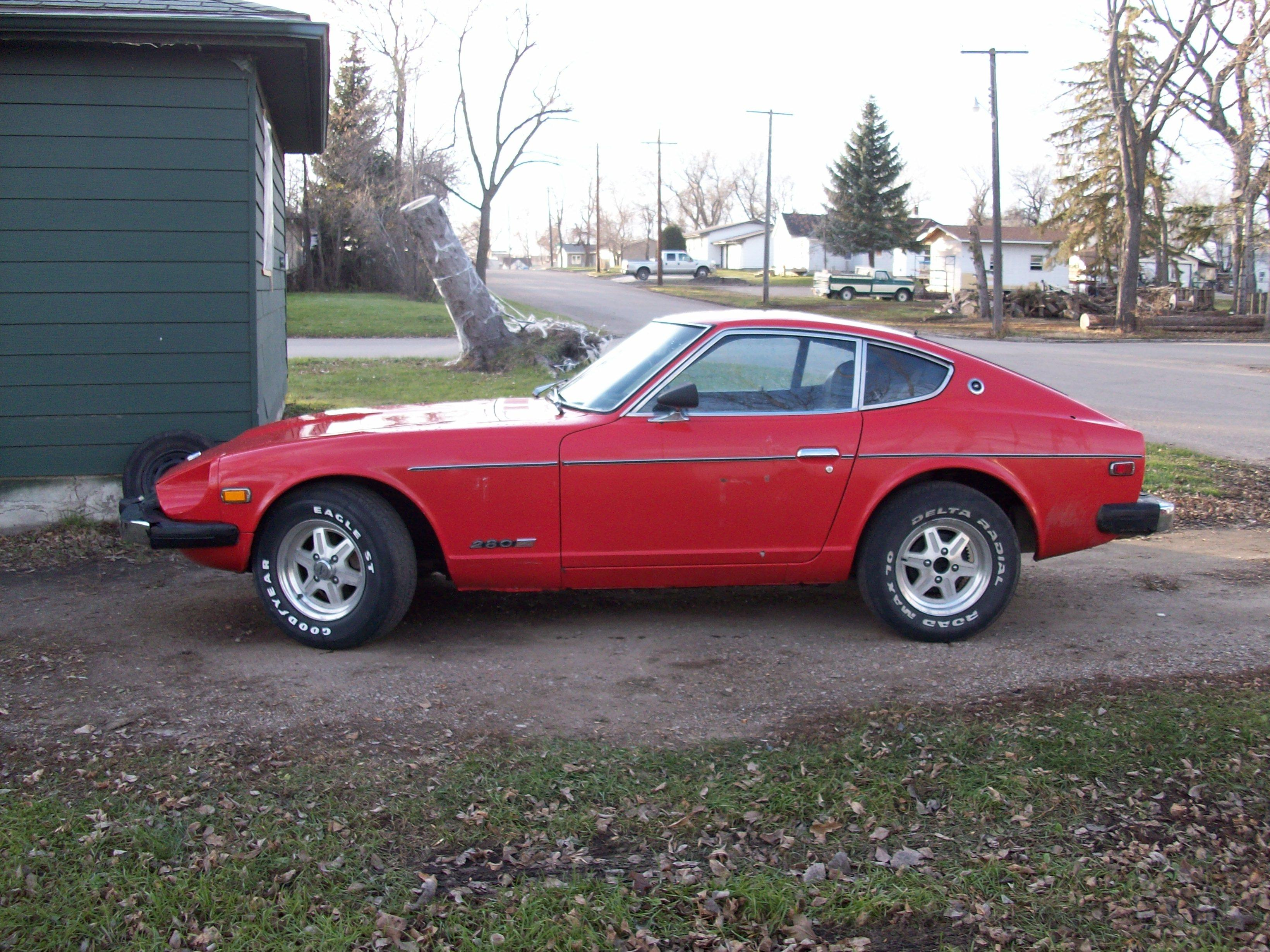 kevin 6sic6 1975 datsun 280z specs photos modification info at