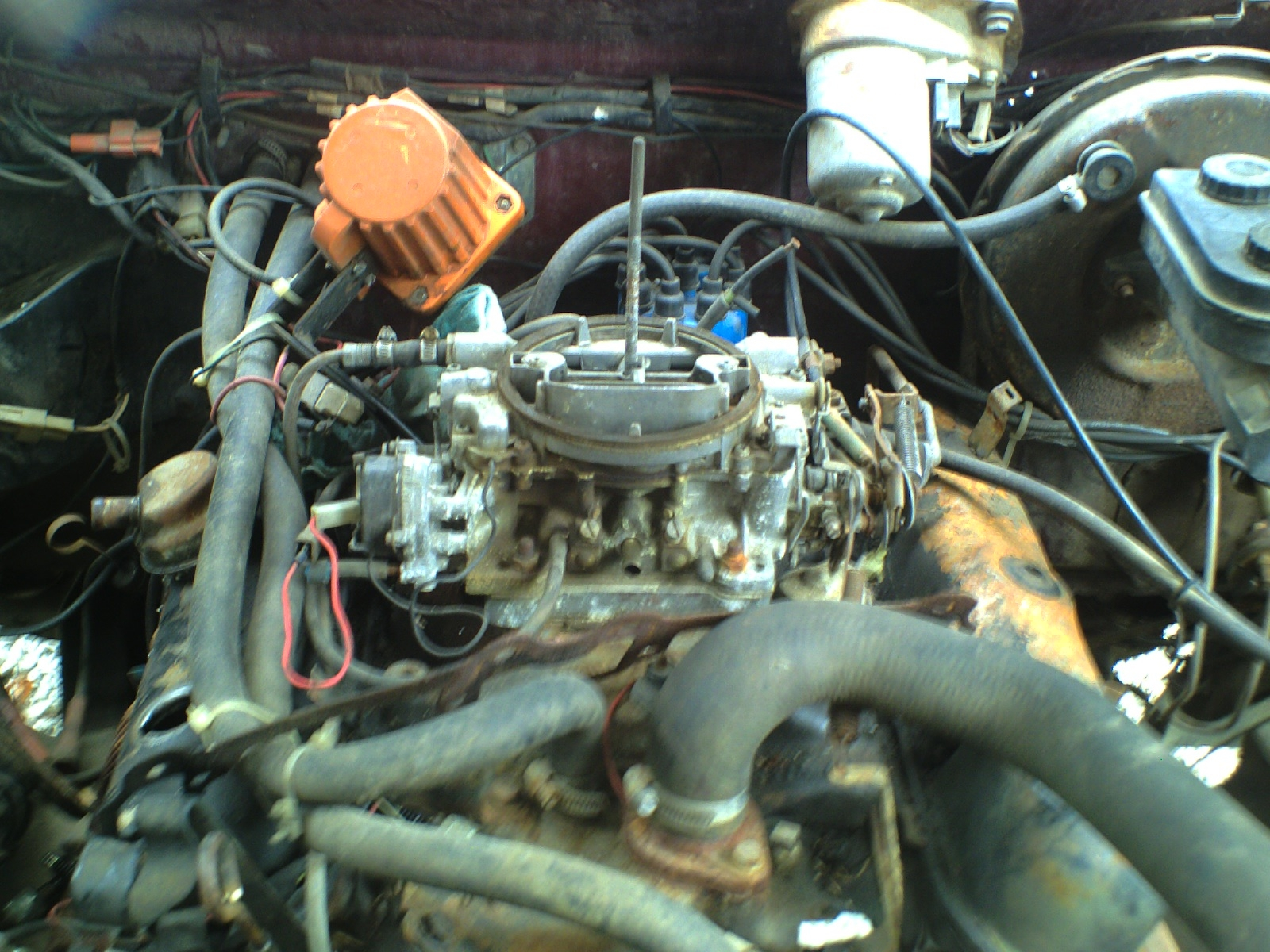 Another ramcharger4life 1981 Plymouth Trailduster post... - 14037501