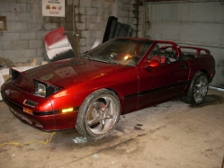 4u2nv-mes 1990 Mazda RX-7