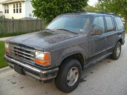 AchievaGuy1991s 1993 Ford Explorer