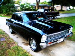 TheKickinKoupes 1966 Chevrolet Nova