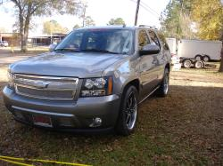 bdalegs 2008 Chevrolet Tahoe