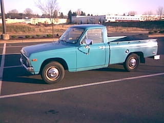 benjiscourier 1975 Ford Courier 14040944
