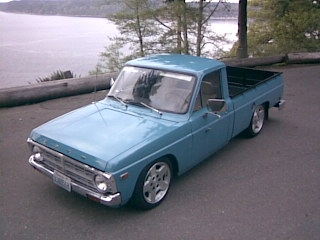 benjiscourier's 1975 Ford Courier