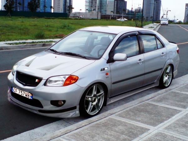 Hicaro 2006 Toyota Vios Specs Photos Modification Info
