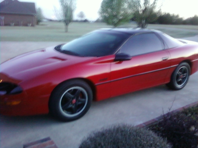 jdfresh4 1996 Chevrolet Camaro 14041822