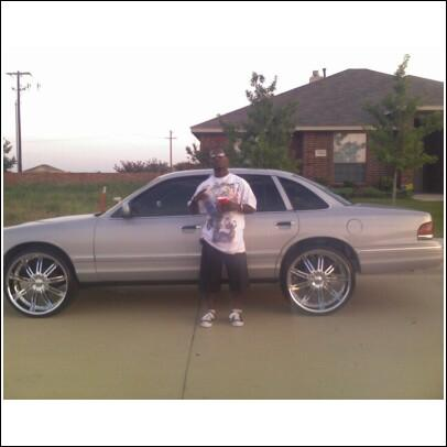 Another DONK-KINGS 1995 Ford Crown Victoria post... - 14042467