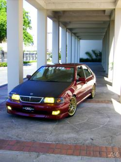 ArtMends 2000 Nissan Sentra