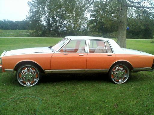 Another DONK-KINGS 1985 Chevrolet Caprice post... - 14042564