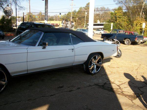 Another DONK-KINGS 1974 Cadillac Eldorado post... - 14042565